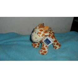 girafe peluche sonore