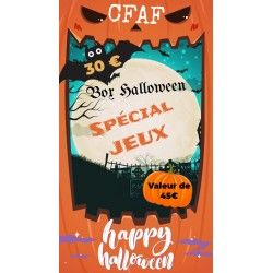 pout box Halloween jeux
